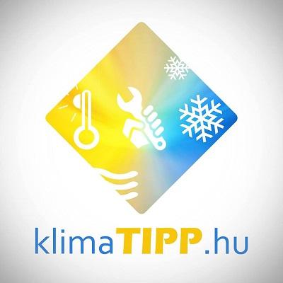 Fehér Klímavill Kft-Szeged logó