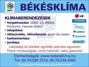 BékésKlíma.hu Békés