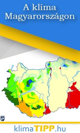 A klíma Magyarországon