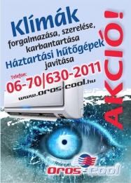 Oros-Cool Kft logó