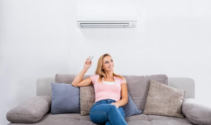 inverteres klíma kényelem
