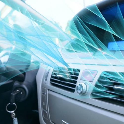 Autóklíma ózonos fertőtlenítése